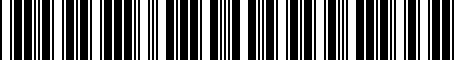 Barcode for BBM456880A