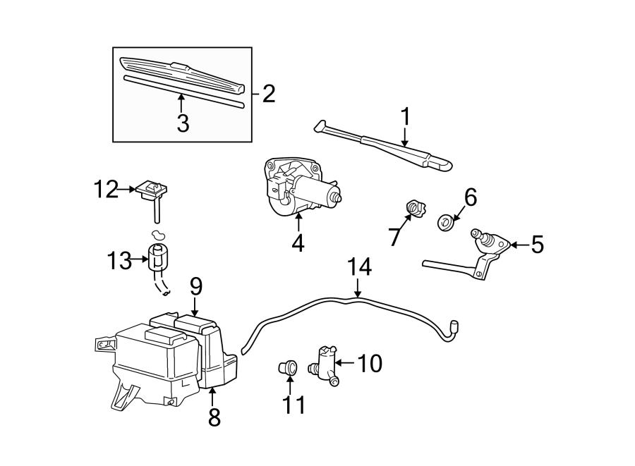 2003 mazda arm and pivot assembly  shaft  drive
