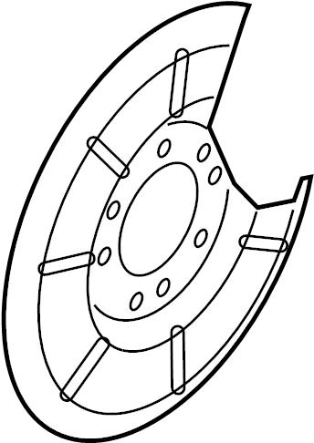 2004 Mazda 3 Axle Diagram